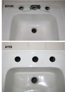 bathtub tub repair