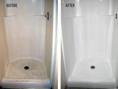 Badger Bath Tub Refinishing Bathtub Reglazing